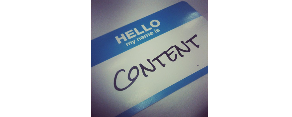 Content Creation / Management